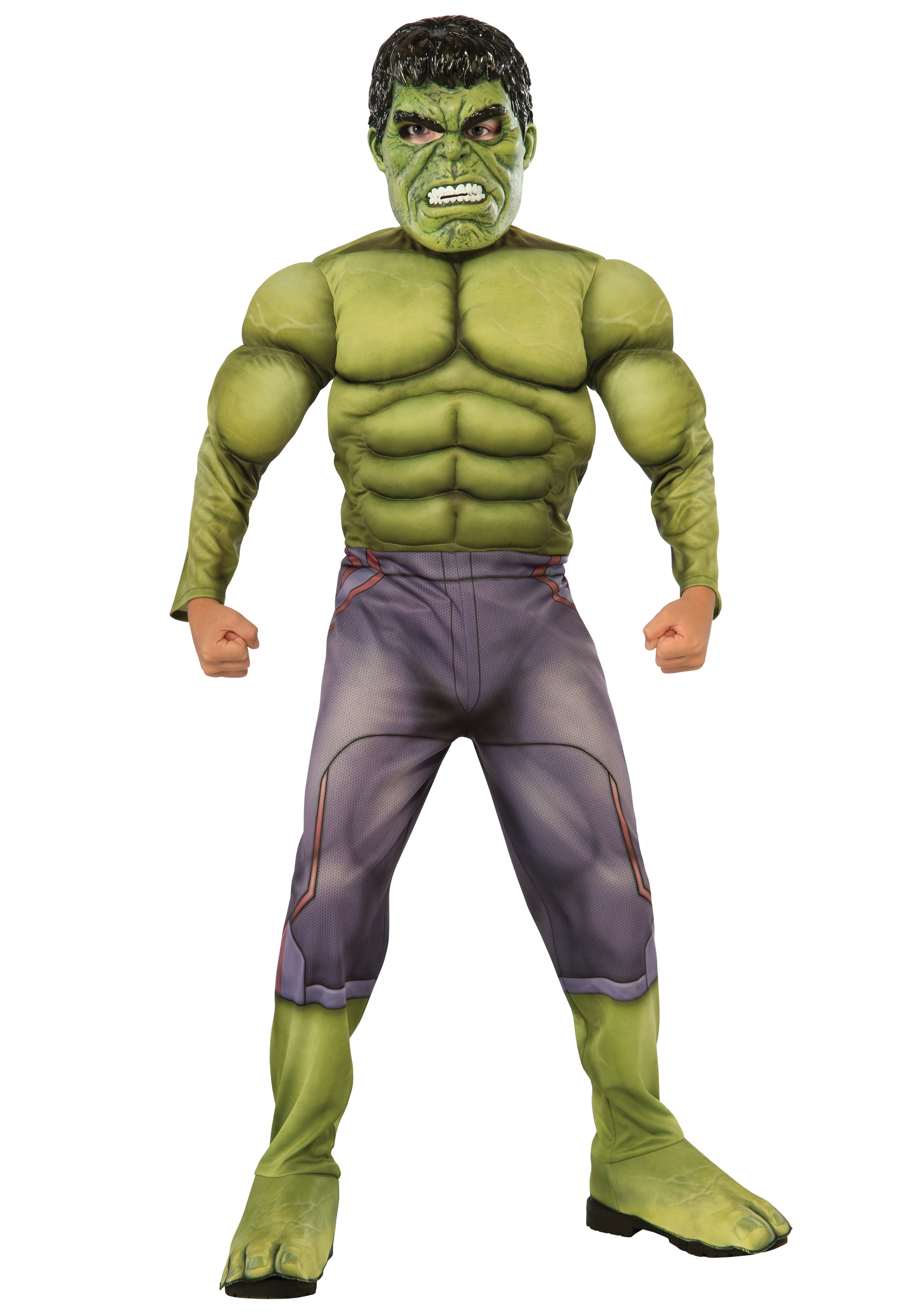 Hulk Costumes Boys