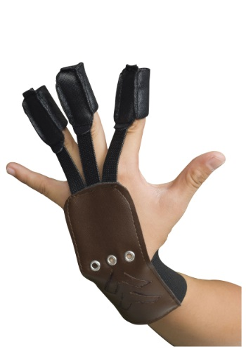 Click Here to buy Kids Hawkeye Avengers 2 Gauntlets from HalloweenCostumes, USA Funds & Shipping