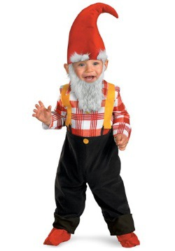 Toddler Garden Gnome Costume