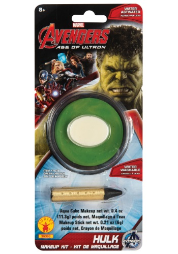 Hulk Avengers 2 Makeup Kit By: Rubies Costume Co. Inc for the 2015 Costume season.