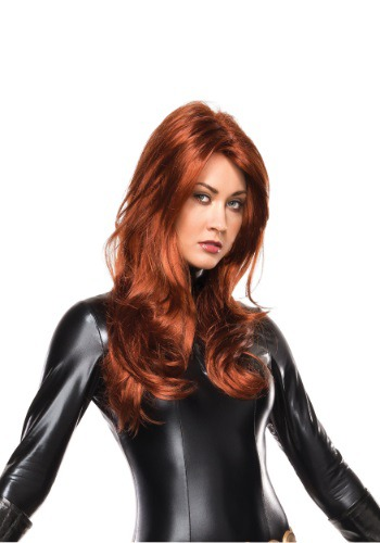 Deluxe Adult Black Widow Wig By: Rubies Costume Co. Inc for the 2015 Costume season.