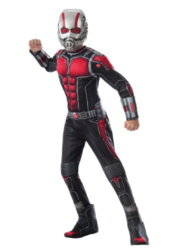 Click Here to buy Kids Deluxe Ant-Man Costume from HalloweenCostumes, CDN Funds