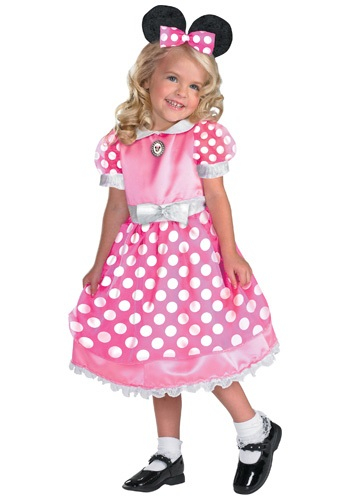 Pink Minnie Mouse Costume By: Disguise for the 2015 Costume season.