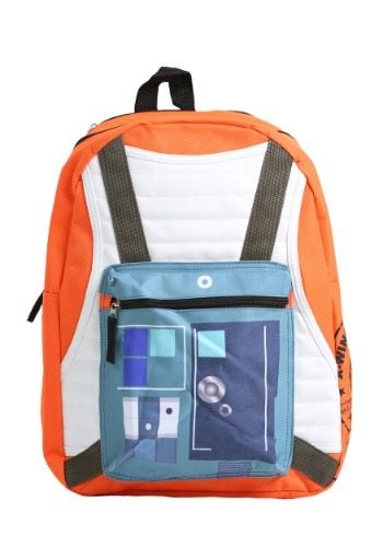 Image of Rebel Alliance Hooded Backpack