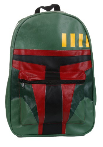 Star Wars Boba Fett Backpack By: Bioworld Merchandising / Independent Sales for the 2015 Costume season.