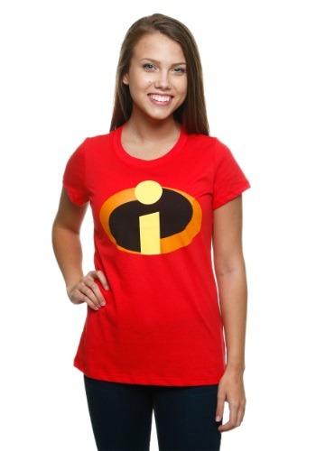 Incredibles Logo Juniors T Shirt
