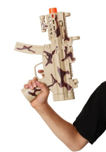 Image of Toy Mini Machine Gun