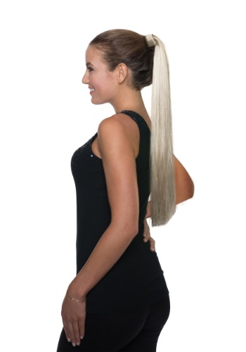 Click Here to buy Blonde Ponytail Clip from HalloweenCostumes, CDN Funds
