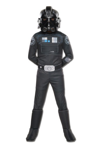 Star Wars Rebels Deluxe Child Tie Fighter Pilot Costume RU610604-M