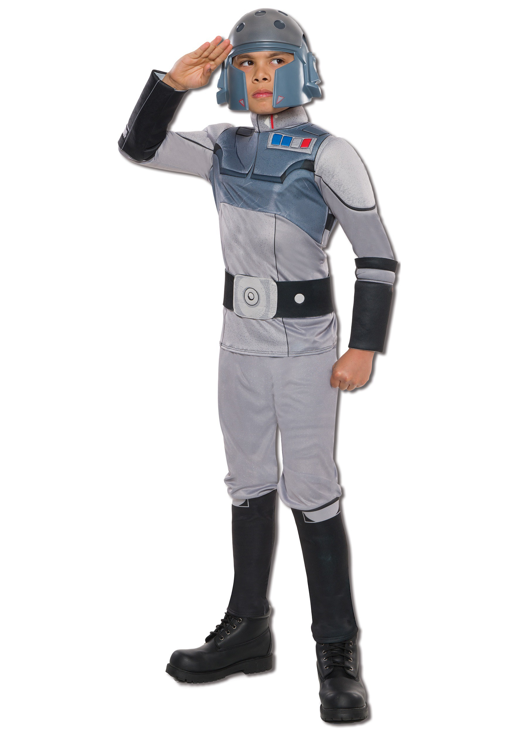 Kids Star Wars Rebels Deluxe Agent Kallus Costume RU610605