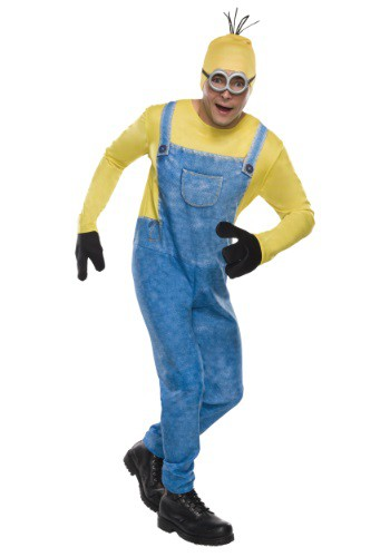Click Here to buy Adult Minion Kevin Costume from HalloweenCostumes, CDN Funds