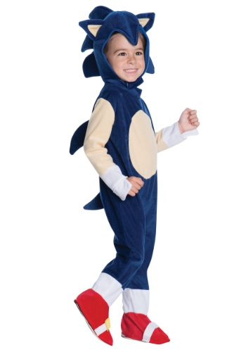Sonic the Hedgehog Romper By: Rubies Costume Co. Inc for the 2015 Costume season.