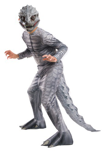 Child Jurassic World Dino Costume RU610816-L