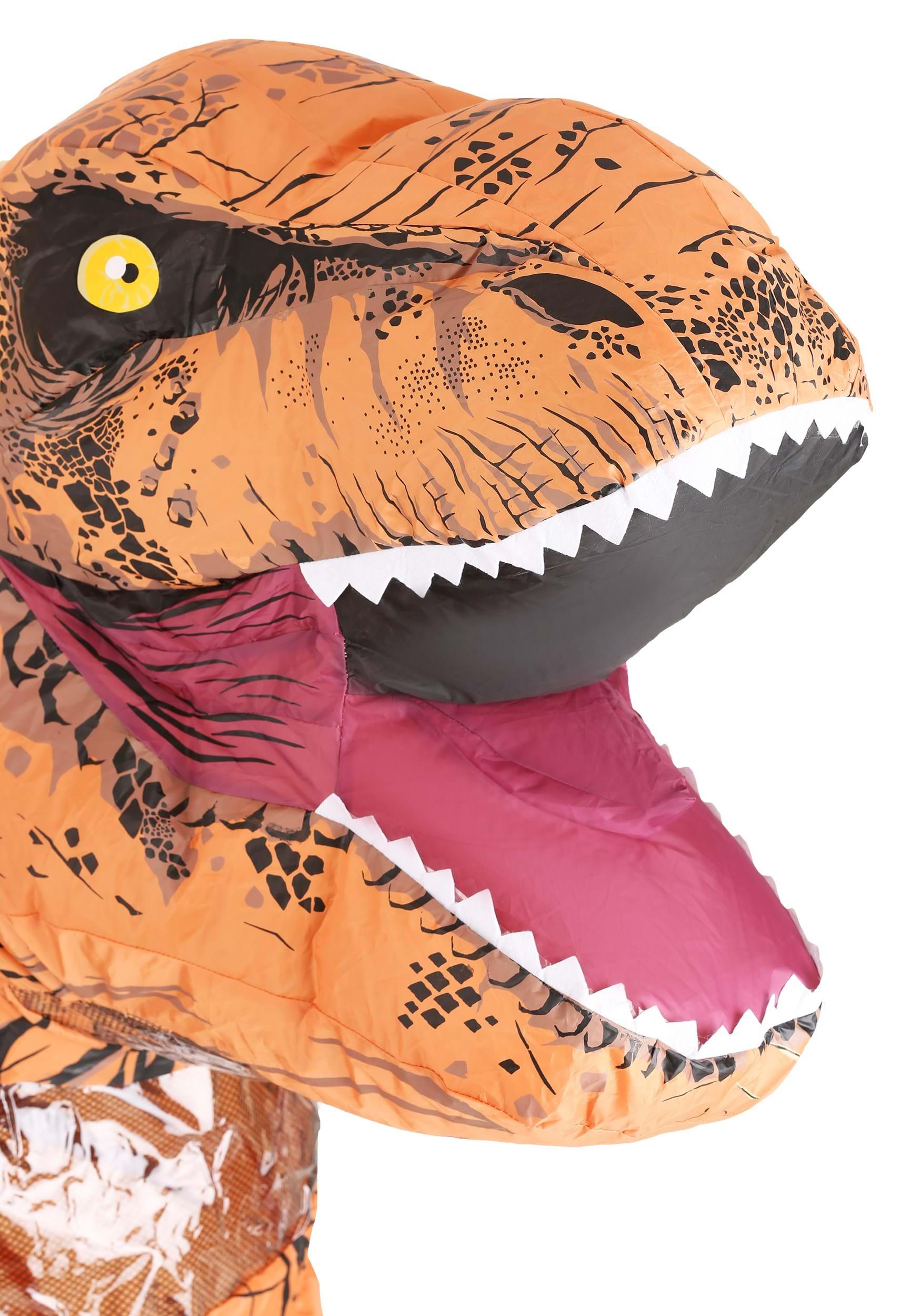 Adult Inflatable Jurassic World T Rex Costume
