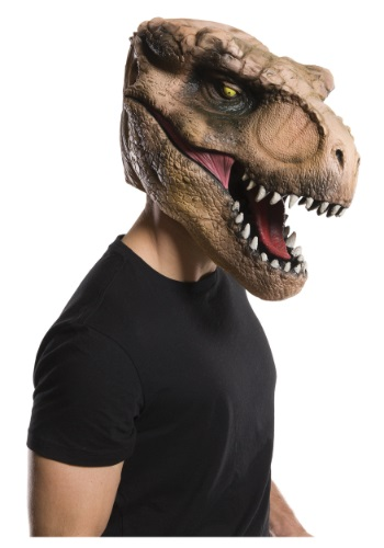 Adult Jurassic World Deluxe T-Rex Mask
