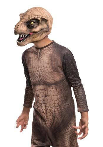 Jurassic World T Rex Child Mask RU36609