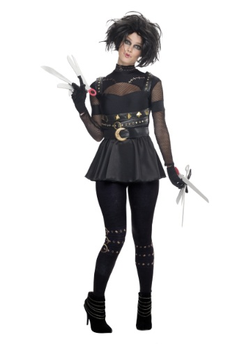 Women's Miss Scissorhands Costume By: Rubies Costume Co. Inc for the 2015 Costume season.