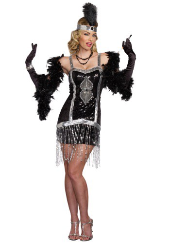 Click Here to buy Simply Fab Flapper from HalloweenCostumes, CDN Funds