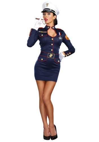 Take Charge Marge Navy Costume By: Dreamgirl for the 2015 Costume season.