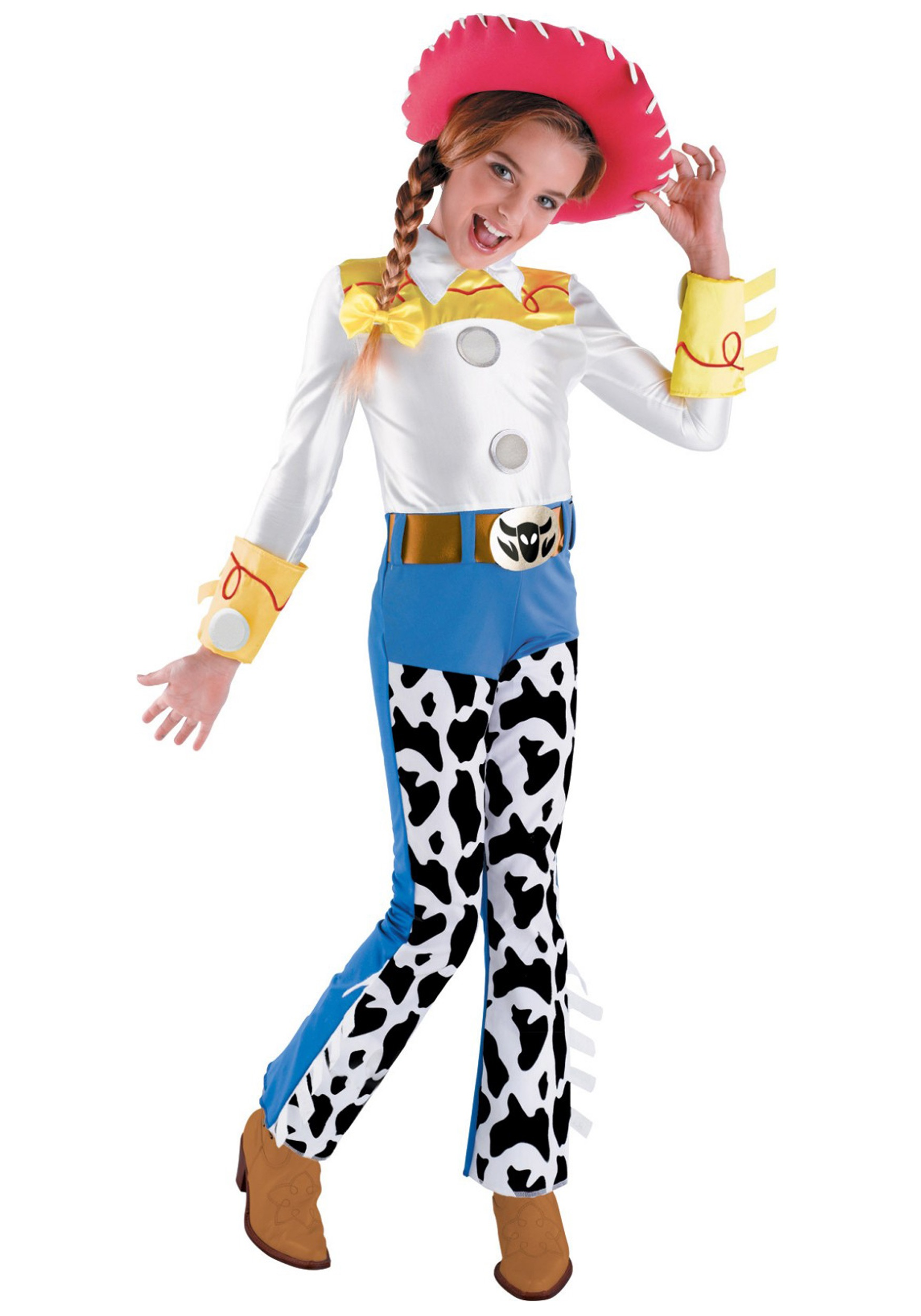 sc 1 st  Halloween Costumes & Kids Toy Story Jessie Costume