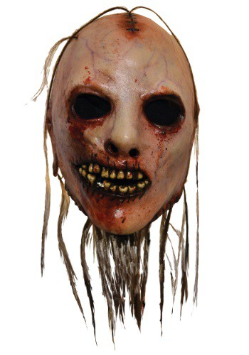 Image of American Horror Story Adult Bloody Face Mask