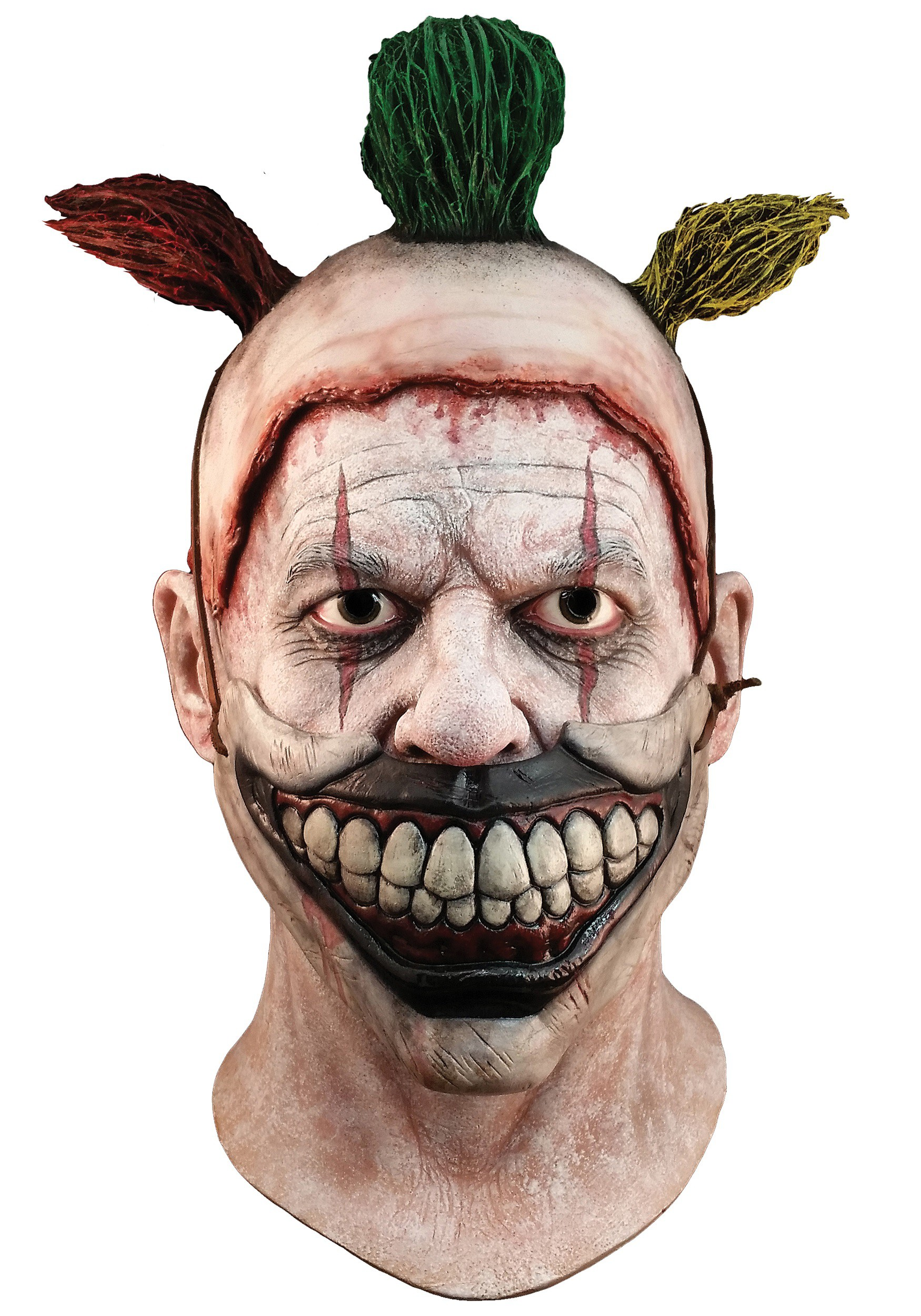 scary masks horror movie masks scary clown masks american horror story adult twisty the clown mask