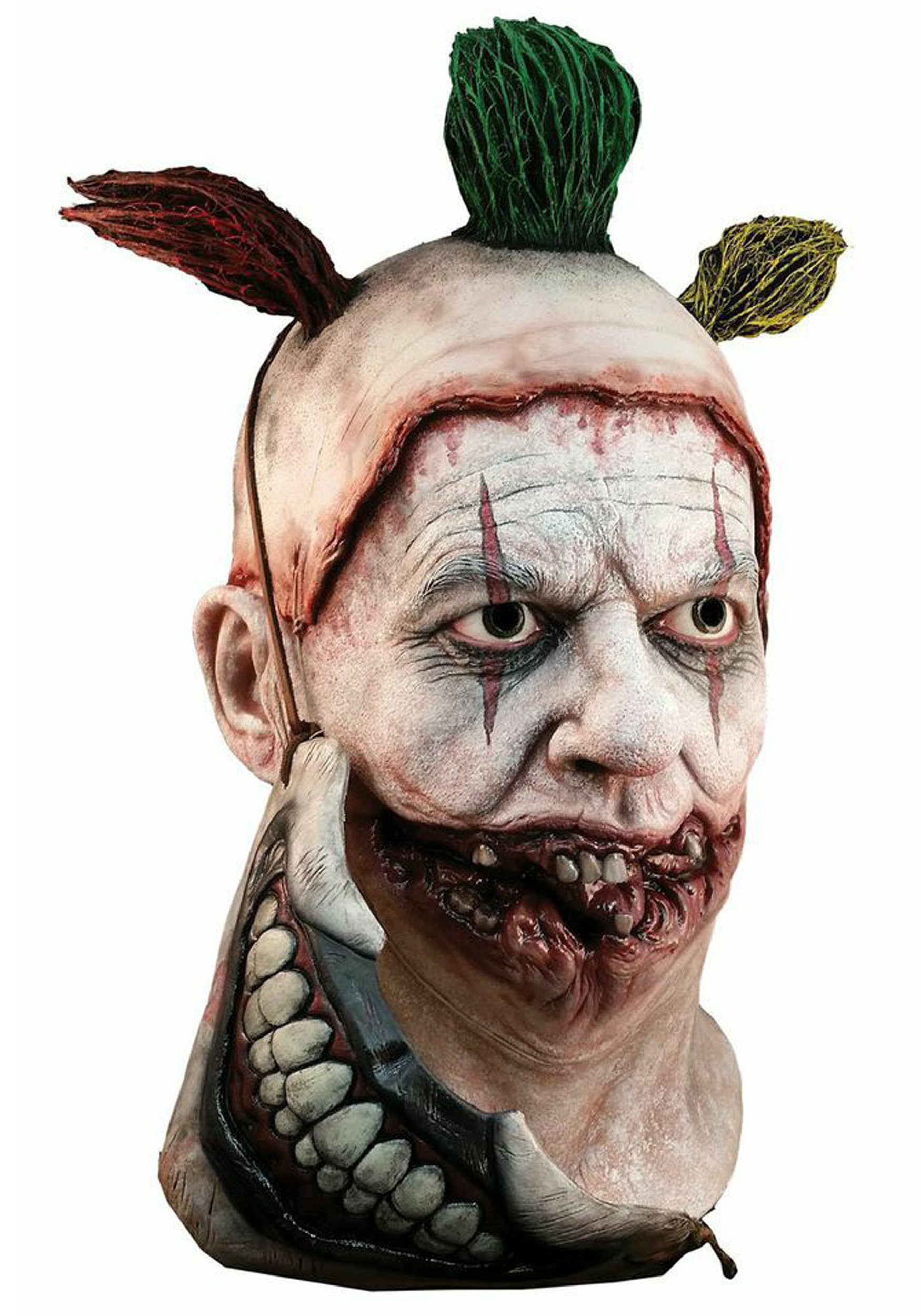scary masks horror movie masks scary clown masks american horror story adult twisty the clown mouth attachmen