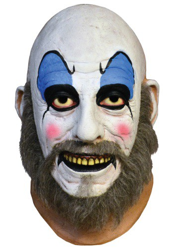 House of 1000 Corpses Adult Captain Spaulding Mask TTJMGM101