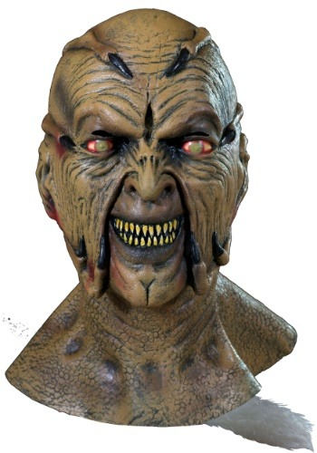 Jeepers Creepers Mask By: Trick or Treat Studios for the 2015 Costume season.