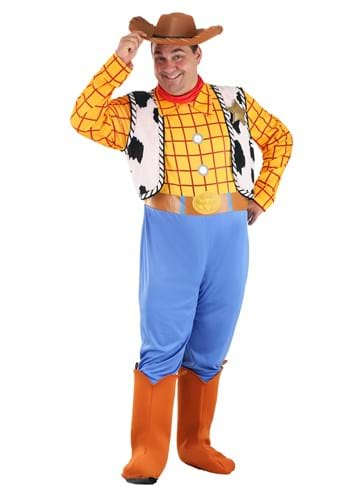 Click Here to buy Adult Woody Costume from HalloweenCostumes, CDN Funds