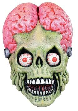 Mars Attacks! Adult Drone Martian Mask