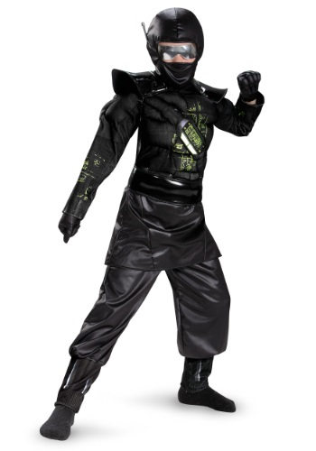Boys Deluxe Ninja C.O.R.E. Costume By: Disguise for the 2015 Costume season.