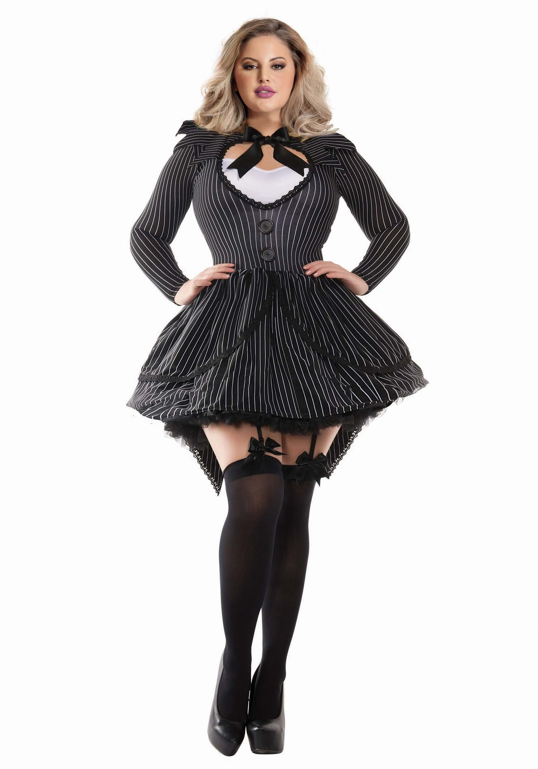 Plus Size Bad Dreams Costume