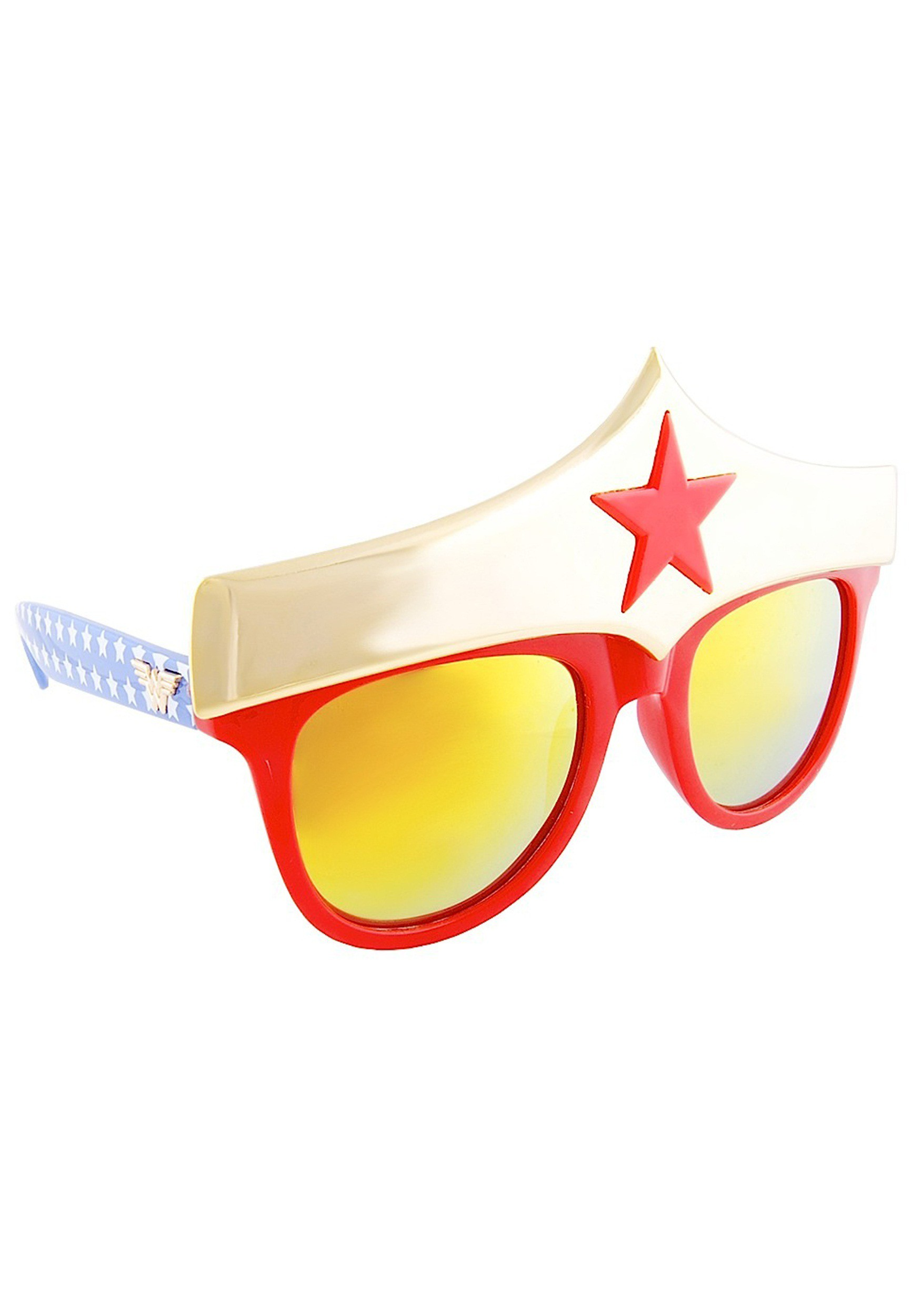 Wonder Woman Sunglasses  wonder woman glasses