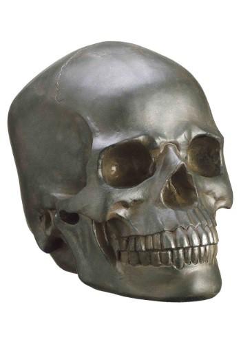 """9.5"""" Polyresin Skull"""