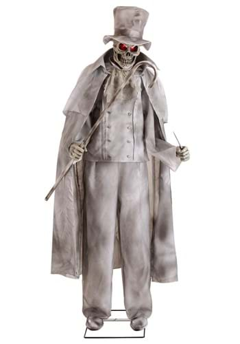 Click Here to buy Animated Ghostly Gentleman from HalloweenCostumes, CDN Funds