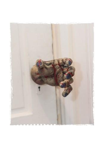 Zombie Hand Door Knob Cover