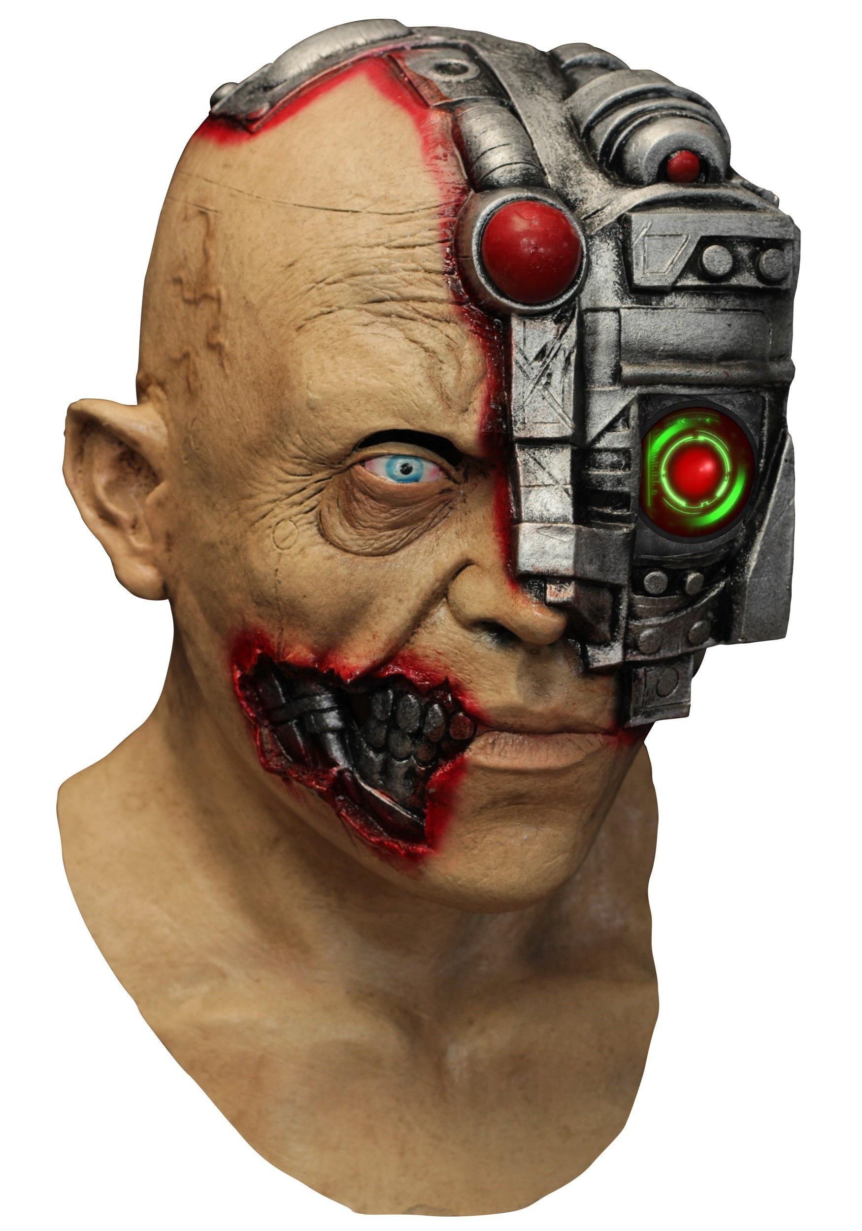 Robot Costumes & Cyborg Masks - HalloweenCostumes.com