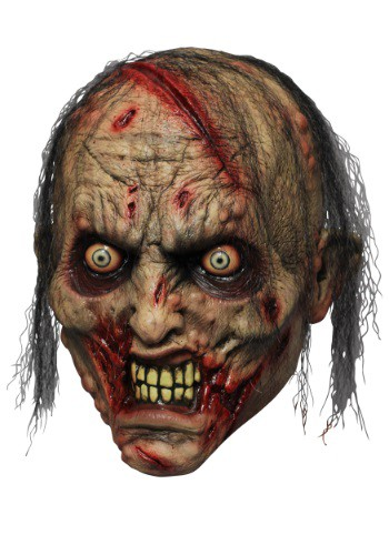 Click Here to buy Zombie Biter Adult Mask from HalloweenCostumes, USA Funds & Shipping