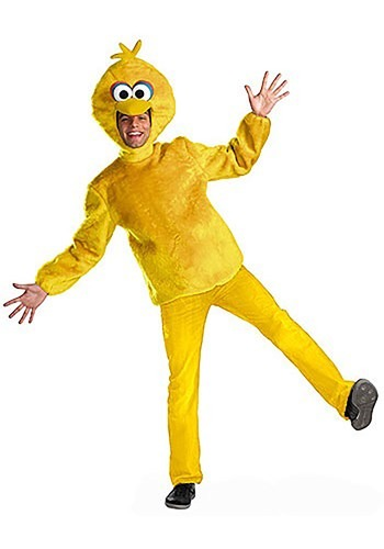Adult Big Bird Costume By: Disguise for the 2015 Costume season.