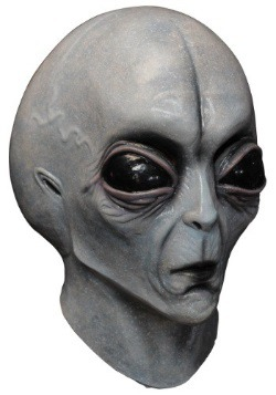 Area 51 Alien Adult Mask
