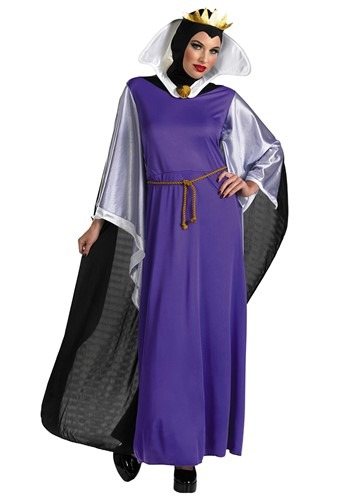 Adult Wicked Queen Costume. Product Description