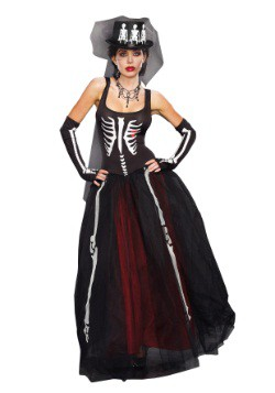 Women's Ms. Bones Costume
