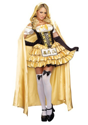 Women's Goldilocks Costume