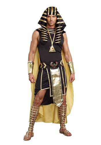 Plus Size King of Egypt Costume-update1