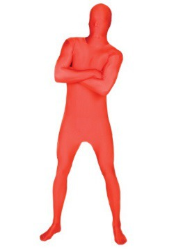 Adult Red Morphsuit