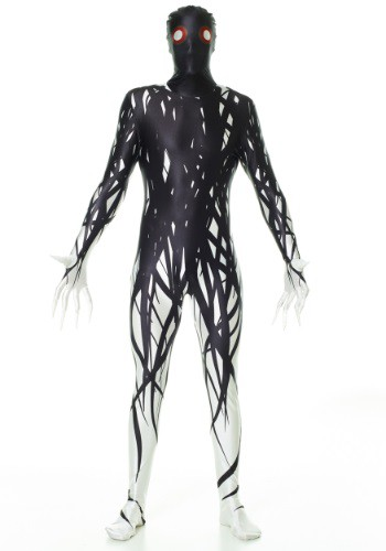 Click Here to buy Adult Zalgo Morphsuit from HalloweenCostumes, USA Funds & Shipping
