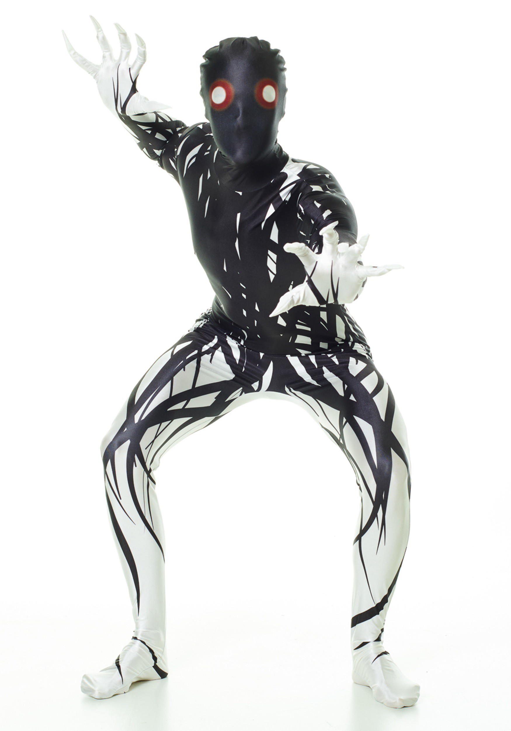 Adult Zalgo Morphsuit .