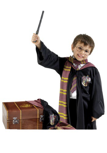 Harry Potter Dress Up Trunk By: Rubies Costume Co. Inc for the 2015 Costume season.