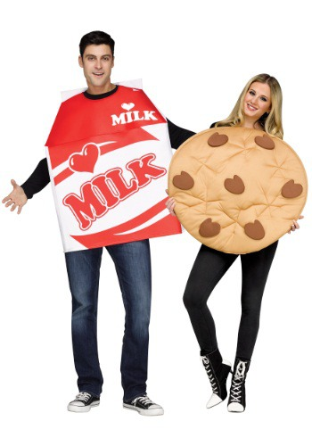 Adult Cookies and Milk Costume FU130754-ST